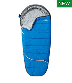 Kids' L.L.Bean Adventure Sleeping Bag, 30° Single